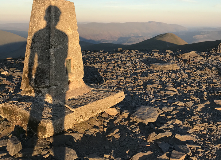 A Shadow on Skiddaw